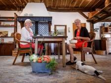 Varkensstal wordt authentiek los hoes voor individuele begeleiding demente ouderen