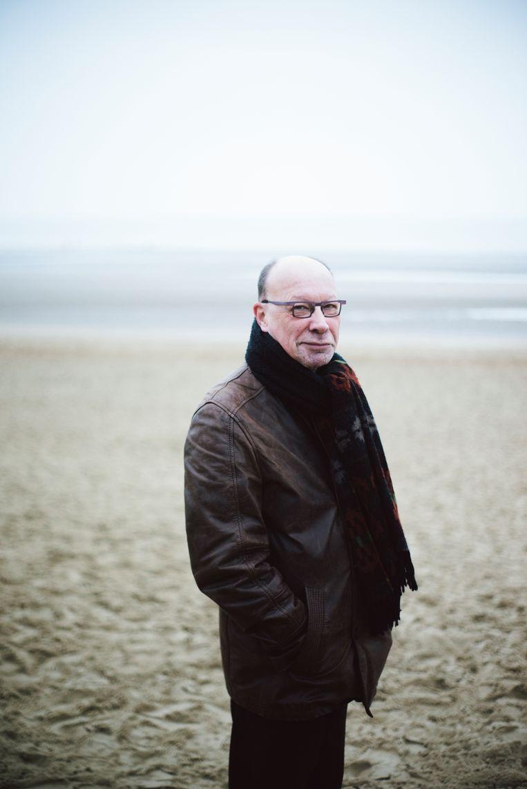 Roger Kesteloot: 'Als men De Lijn wil privatiseren, dat men dat dan meteen zegt.'   Beeld Francis Vanhee