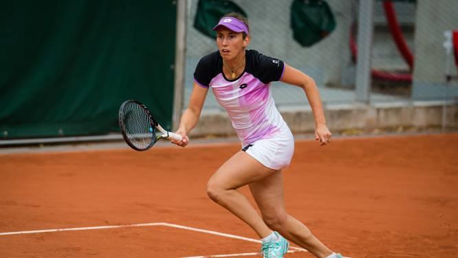 Derde ronde opnieuw eindstation voor Elise Mertens op Roland Garros: Griekse Sakkari in drie sets te sterk