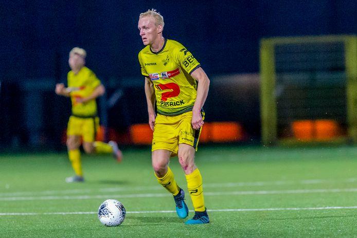 Olivier Verstraete besliste om zijn contract bij KSV Oudenaarde te verlengen en begin komende zomer aan zijn zesde seizoen bij de geelhemden.