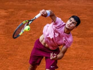 Spaans toptalent kroont zich tot jongste winnaar ooit in Madrid en mag op zijn 18de verjaardag tegen Nadal