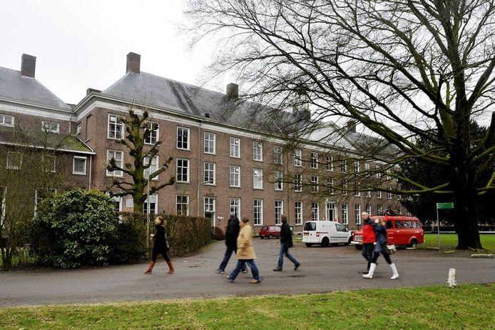 Open dag van Interveste, die op Haarendael bewoners via anti-kraak heeft gehuisvest.