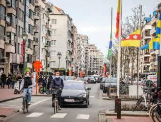 Knokke-Heist hangt 200 vlaggen halfstok tijdens dag van nationale rouw
