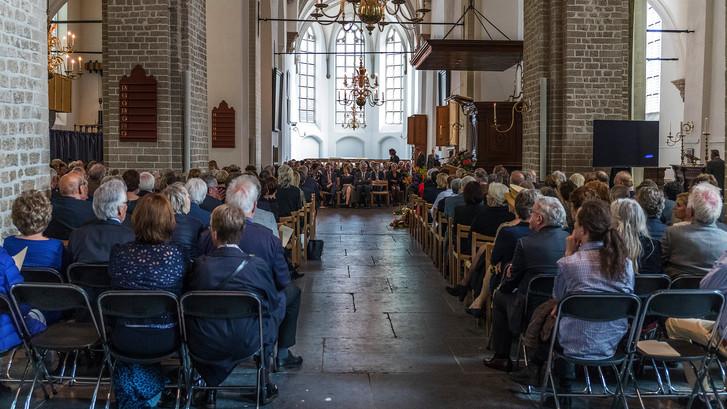 Utrecht herdenkt 'sterke rode vrouw' Annie Brouwer