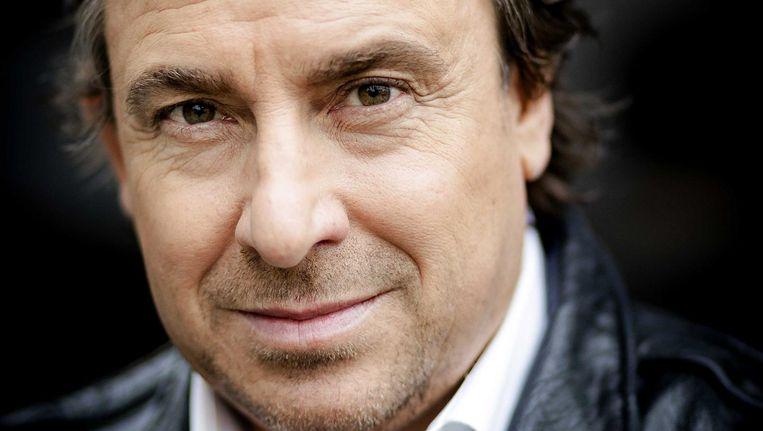 Marco Borsato (50) voelt zich in balans. Beeld Robin van Lonkhuijsen/ANP