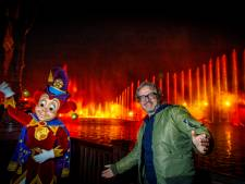Efteling eert Guus Meeuwis met 'Aquanura met een zachte G'